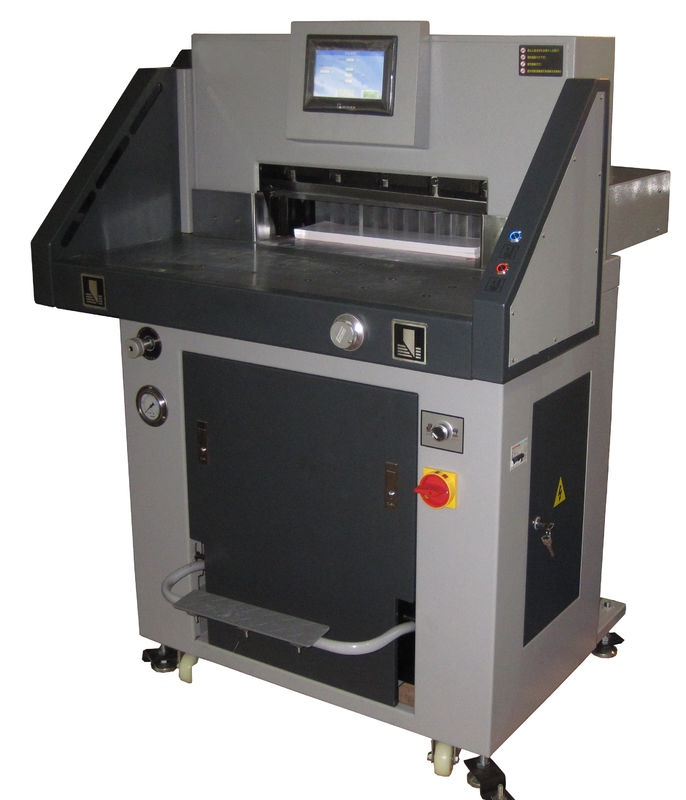 Heavy duty programable industrial paper cutter machine 720mm china heavy duty programable industrial paper cutter machine 720mm guillotine cutter supplier malvernweather Image collections