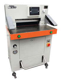 China Industrial Fully Automatic Cutting Machine Max Cutting 72cm PVC Or Hardcover distributor