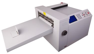 China Creasing Machine Digital Finishing Equipment For Paper Creaser Perforating distributor