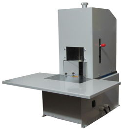 China Automatic Electric Post Press Equipment 7 Blades Paper Corner Cutting Machine distributor