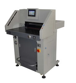 China Convenient Semi Automatic A3 Guillotine Paper Cutter Machine Max Cut 670mm Size distributor