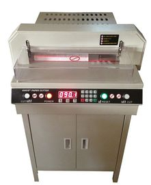 Fast Number Control Electric Paper Cutter Machine 45cm With Simple Design